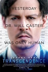 Transcendence Movie Poster Movie Poster
