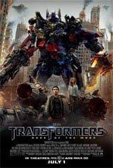 Transformers 3 : la face cachée de la lune Movie Poster