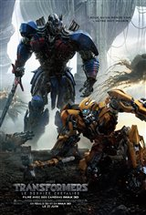 Transformers : Le dernier chevalier Movie Poster