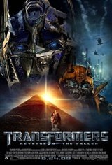 Transformers: Revenge of the Fallen Large Poster