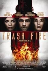 Trash Fire Movie Poster