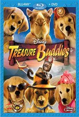 Treasure Buddies Large Poster