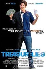 Treasure Lies Large Poster