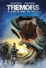 Tremors: A Cold Day in Hell Large Poster