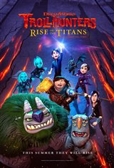 TROLLHUNTERS: RISE OF THE TITANS Movie Poster
