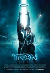 TRON: Legacy - An IMAX 3D Experience Movie Poster