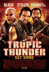 Tropic Thunder Movie Poster Movie Poster