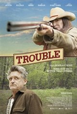 Trouble Large Poster
