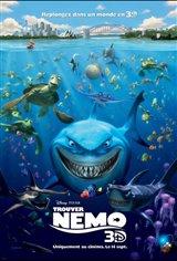 Trouver Nemo 3D Movie Poster