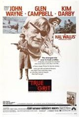 True Grit (1969) Movie Poster