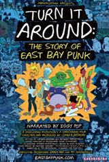 Turn It Around: The Story of East Bay Punk Movie Poster