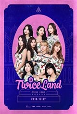 Twice (K-Pop) Movie:Twiceland Affiche de film