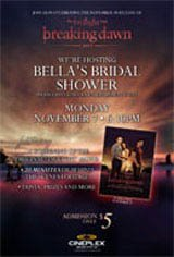 Twilight: Special Presentation Movie Poster