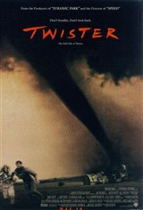 Twister Movie Poster