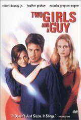 Two Girls And A Guy Movie Poster
