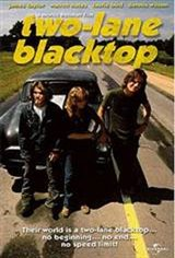 Two-Lane Blacktop Movie Poster
