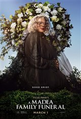 Tyler Perry's a Madea Family Funeral Movie Poster