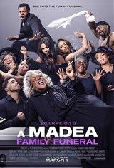 Tyler Perry's A Madea Family Funeral (v.o.a.) Affiche de film