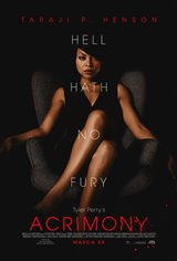 Tyler Perry's Acrimony Movie Poster Movie Poster