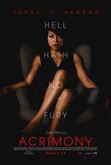 Tyler Perry's Acrimony (v.o.a.) Affiche de film