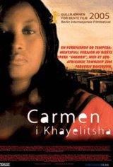 U-Carmen E-Khayelitsha Movie Poster Movie Poster