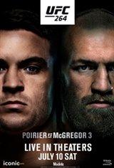 UFC 264 Movie Poster