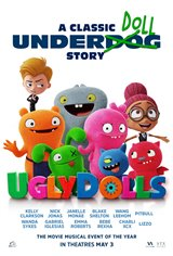 UglyDolls Affiche de film