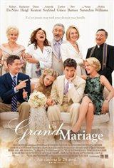 Un grand mariage Affiche de film