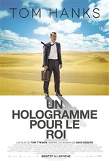 Un hologramme pour le roi Affiche de film