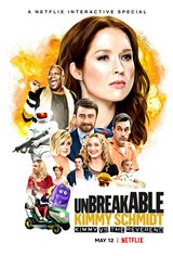 Unbreakable Kimmy Schmidt: Kimmy vs. the Reverend Movie Poster