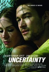 Uncertainty Movie Poster