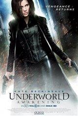 Underworld Awakening Movie Poster