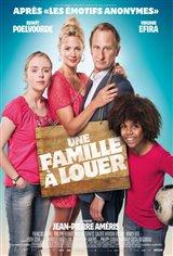 Une famille à louer Affiche de film