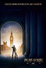 Une nuit au musée : Le secret du tombeau Affiche de film