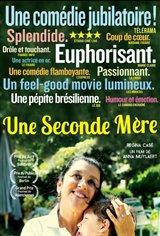 Une seconde mère (v.o. portugais, s.-t.f.) Affiche de film