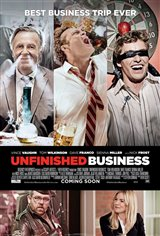 Unfinished Business Movie Poster Movie Poster