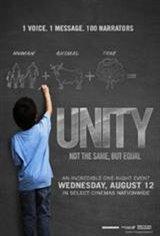 Unity Movie Poster