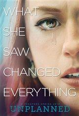 Unplanned (v.o.a.) Affiche de film