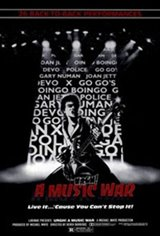 Urgh! A Music War Movie Poster