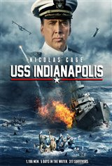 USS Indianapolis Movie Poster