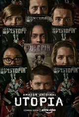 Utopia (Amazon Prime Video) Movie Poster