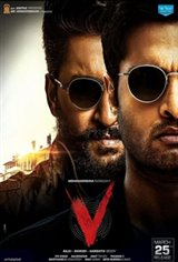 V (Telugu) Movie Poster