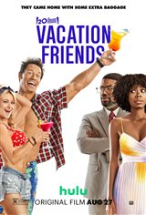Vacation Friends Movie Poster