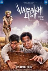 Vaisakhi List Movie Poster