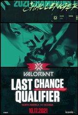 Valorant Champions Tour 2021: Last Chance Qualifier Grand Final Large Poster
