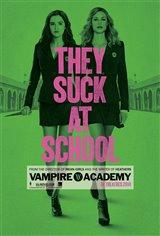 Vampire Academy Movie Poster Movie Poster