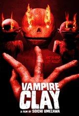Vampire Clay (Chi o sû nendo) Movie Poster