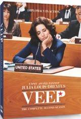 Veep: The Complete Second Season Movie Poster