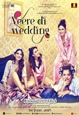 Veere Di Wedding Large Poster