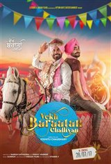 Vekh Baraatan Challiyan Movie Poster